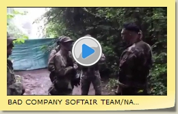 BAD COMPANY SOFTAIR TEAM/NAVY SEALS ROMA  OP.DAVY CROCKETT COMBAT EVENT